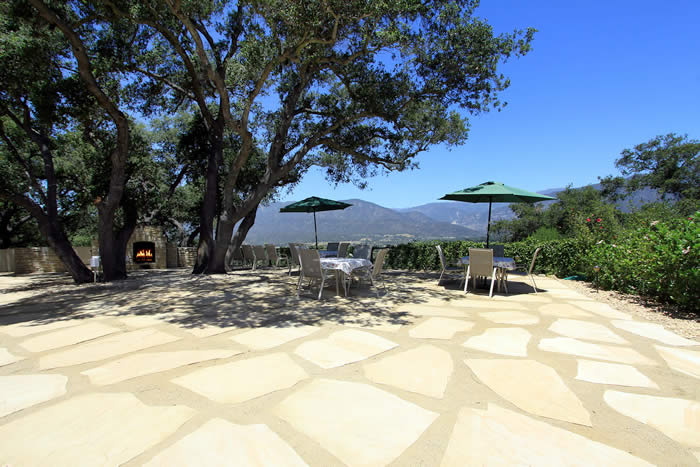 ojai retreat mountain view terrace