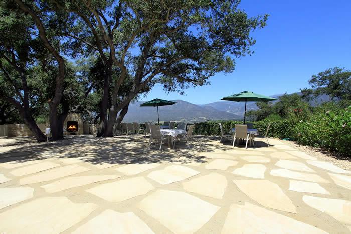 ojai retreat mountain view terrace